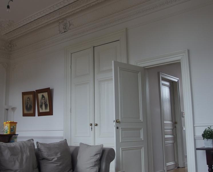 Schilderwerken herenhuis gent schilderwerken martledeco - Kleur binnendeuren ...